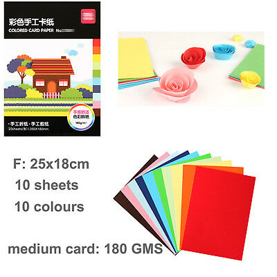 10*10 15*15 18*28 Origami Paper 7 Styles Craft Folding Kit Eco Quality Children