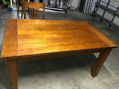 Dining Table Table Set with 6 chairs