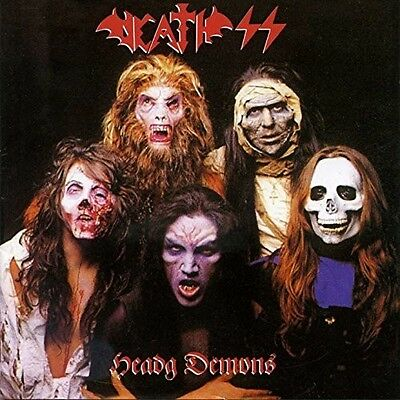 Heavy Demons - Death Ss (2017, CD NUOVO)