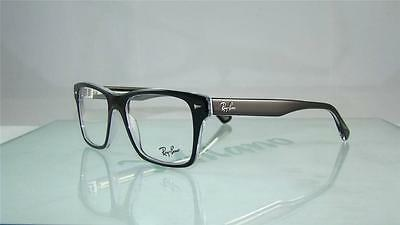 Ray Ban RB 5308 2034 BLACK & CRYSTAL Glasses Eyeglasses Frames Size 53