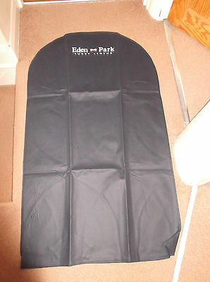 Genuine Eden Park Navy Garment Suit Cover Dust Bag For Storage Or Travel, NEW!!!