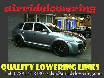 PORSCHE CAYENNE Fully Adjustable Lowering Links module full kit, TOP QUALITY