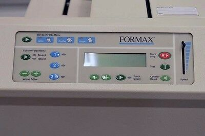 FORMAX FD-2052 and 2030 PRESSURE-SEALER and conveyor