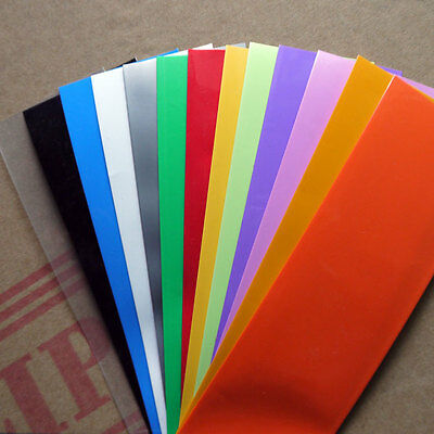 26650 Battery 1 Section Pack Sleeve PVC Heat Shrink Tubing Wraps Φ27 Width 43mm