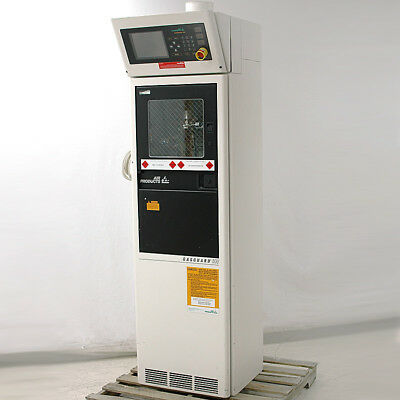 Air Products Gasguard 500 Gas Cabinet 801-4702321 Computer Controlled Pneumatics