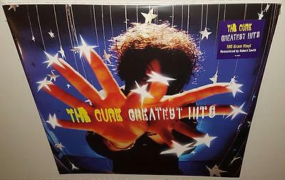 The Cure Greatest Hits (2017 Reissue) Brand New Sealed Vinyl Lp Pressing