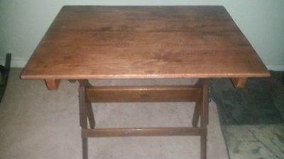 Antique Dietzgen Drafting Drawing Table PRICE REDUCED!