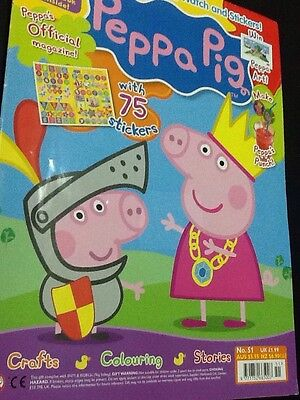 Peppa Pig Magazine Issue 51 Activities And Learning