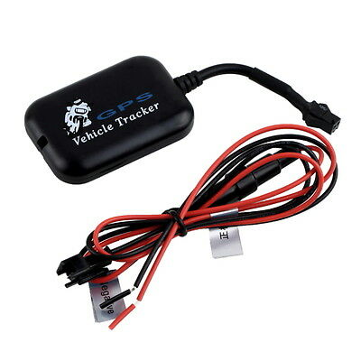 Mini GSM GPRS Tracking SMS Real Time Car Vehicle Motorcycle Monitor Tracker LZ