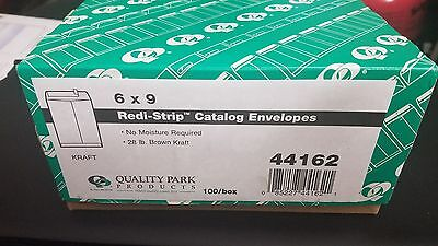 "Quality Park Qua-44162 Redi-strip Catalog Envelope - 6"" X 9"" 28lb"
