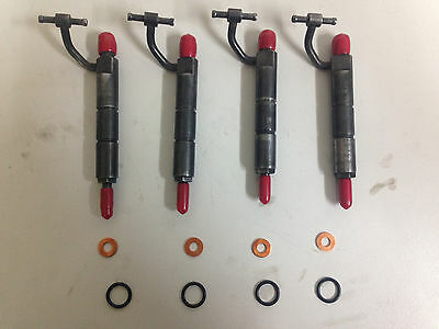 Mazda T3500 Diesel Injectors Fully Reconditioned EXCHANGE