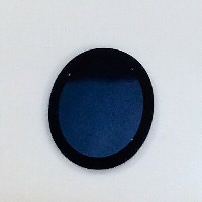 OVAL CUT SHAPE NATURAL ONYX 15x14MM LOOSE GEMSTONE