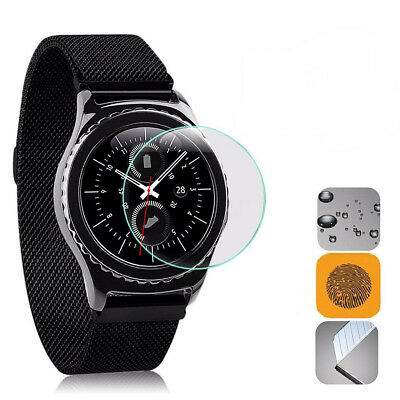 Tempered Glass Screen Protector Transparent Film Guard for Samsung Gear S3