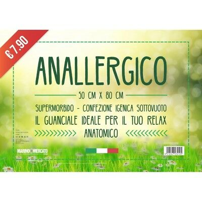 Guanciale Anallergico