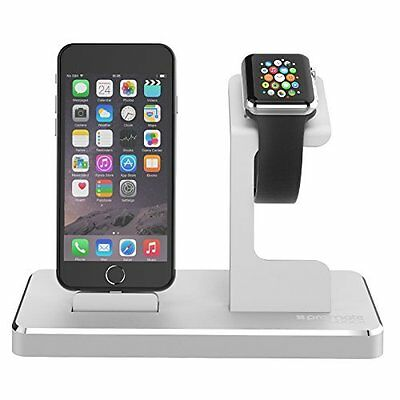 Promate nuDock 3in1 Wireless Charging Dock iPhone 7 6 6S Plus Apple Watch
