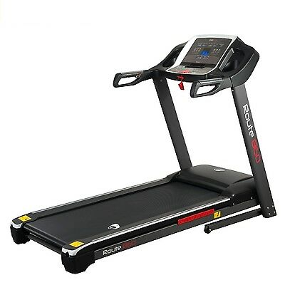 motorized treadmill route 860 getfit - home fitness