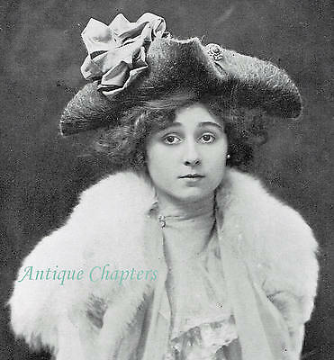 Lady Marjorie Manners 1906 Photo Article A216