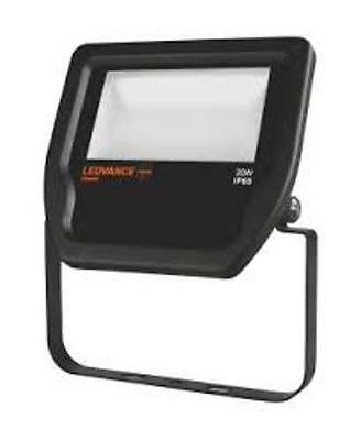 OSRAM LEDVANCE PROIETTORE FLOODLIGHT LED 20W 4000K Black IP65