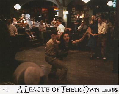 "Madonna - dance in bar - ""A League of Their Own"", 1992 vintage movie photo"