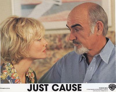 """Just Cause"", 1995 vintage movie photo, Sean Connery, Kate Capshaw"