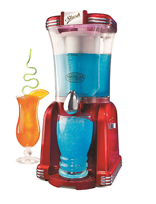 Frozen Slushy Machine Wine Mushy Slushie Icee Maker Coke Margarita Daiquiri NEW