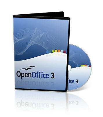 Open Office Suite - Fully Compatible with Microsoft Office Products! Excel Word