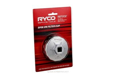 Ryco Spin On Filter Cup RST202