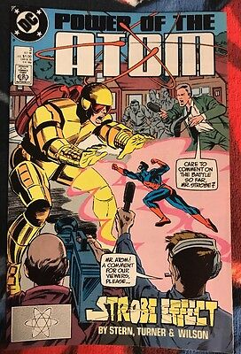 Dc Power Of The Atom 3 Vf ***$3.98 Unlimited Shipping***