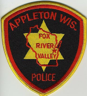 Appleton Police FOX RIVER VALLEY Patch Wisconsin WI
