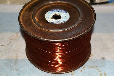 Formax Awg #28 Enameled Magnet Wire 9 Pounds