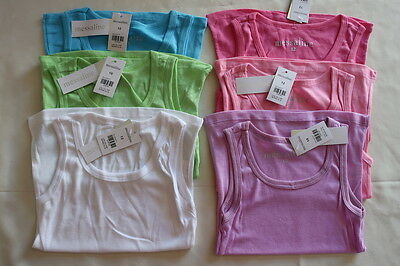 Girls MESSALINE Singlet ~ Various Colours ~ Size 10 & 12