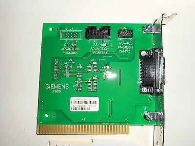 Siemens A1A10000283.01M Electronic Module For Converter S/N L13040081Bf Rev Bf
