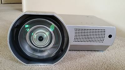 Promethean PRM-20AV1(S) LCD Projector - 478 Lamp hours used