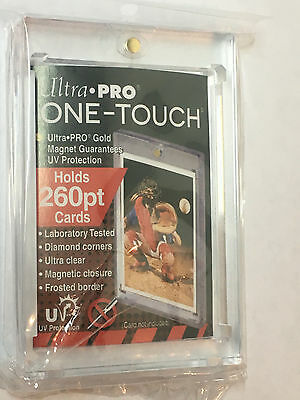 ULTRA PRO 260PT UV One Touch Magnetic Holder for THICK CARDS or Relic cards