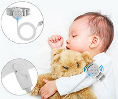 New ANSELF Adult Baby Bedwetting Enuresis Urine Bed Wetting Alarm Sensor U8P7