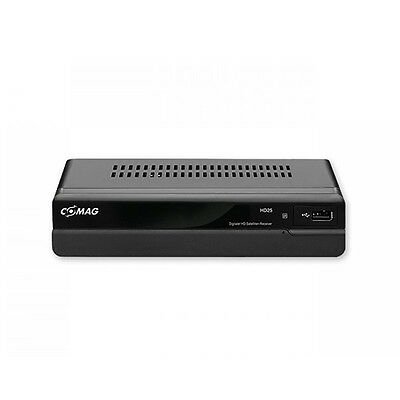 Comag HD 25 HD25 digitaler HDTV Sat Satelliten Receiver USB Unicable 1080i