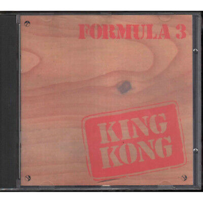 Formula 3 CD King Kong / RCA ‎PD 74992 Nuovo ‎0035627499227