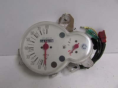 Yamaha XC115S XC 115 S XC115 Delight 13 onwards Clocks Speedo Assembly 8360 Mile