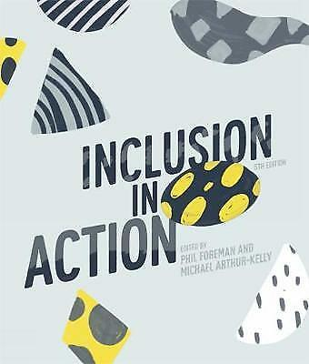 Inclusion in Action with Student Resource Access 12 Months
