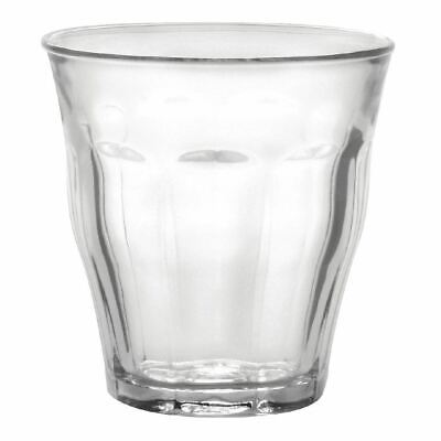 Pack of 6 Duralex Picardie Tumbler 250ml | Glass Hi Balls