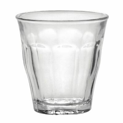6X Duralex Picardie Tumblers 90ml 67X65mm Drinking Glasses