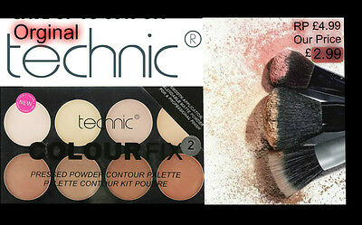 Technic Colour Fix 2 Cream Foundation Contour Powder