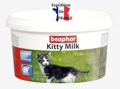 Lait chaton de Substitution « Kitty-Milk » BEAPHAR