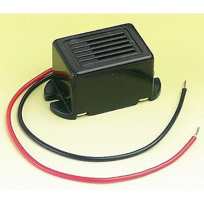 12 Volt Dc Buzzer - Buy Two And You'll Get A Third Free...!