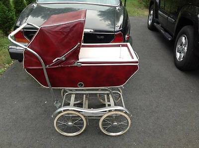 Vintage Babyhood Baby Carriage Buggy Stroller by Wonda-Chair - USA!!! - WoW