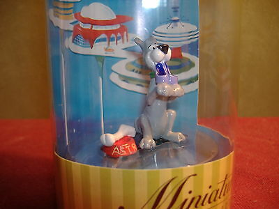 RARE 1999 WB Warner Bros.Jetsons Miniature Classic Collection FIGURE Astro dog