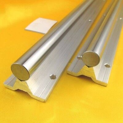 SBR50 Fully Supported Linear Rail Shaft Rod Linear Shaft With Support Dia 50mm