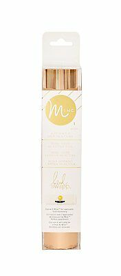 """American Crafts Heidi Swapp MINC Reactive Foil, 6"""" by 5', Rose Gold"""
