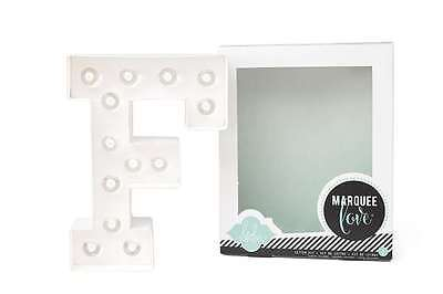 American Crafts Letter Kit, F