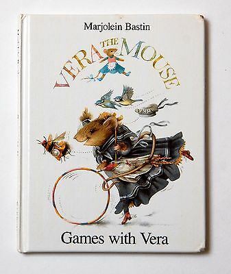 Marjolein Bastin Book/Vera the Mouse/Games with Vera